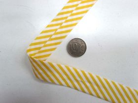 Great value A Day In The Country Bias- Medium Stripe- Yellow available to order online New Zealand