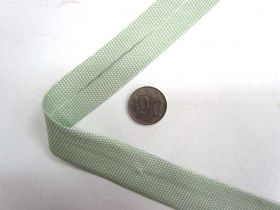 Great value A Day In The Country Bias- Pindots- Cream on Spearmint available to order online New Zealand