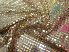 Great value 6mm American Sequins- Gold/Black available to order online New Zealand