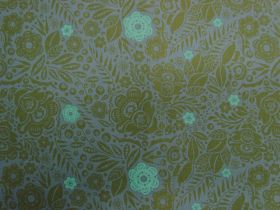 Great value Anna Maria Horner Passionflower Cotton- Lace- Burm available to order online New Zealand
