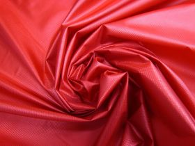 Great value Diamond Water Resistant Polyester- Red available to order online New Zealand