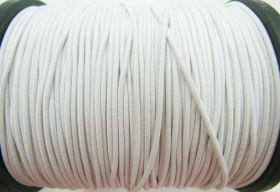 Great value 2mm Round Elastic- Off White #470 available to order online New Zealand