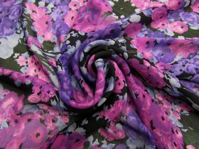 Great value Violet Dreams Silk Chiffon #4557 available to order online New Zealand