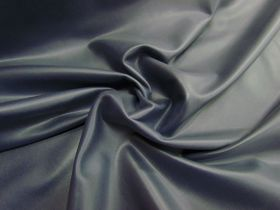 Great value Leather Look 2way Stretch Spandex- Steel Navy available to order online New Zealand