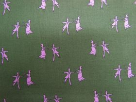 Great value Folk Art Revolution Cotton- Line Dancing- Tradition available to order online New Zealand