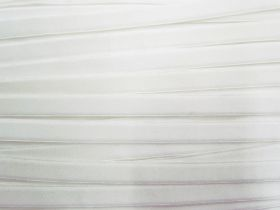 Great value 12mm Lingerie Strap Elastic- Delustered Ivory available to order online New Zealand