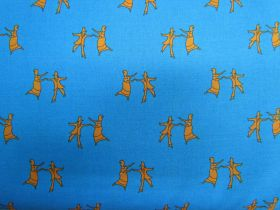 Great value Folk Art Revolution Cotton- Line Dancing- Contemporary available to order online New Zealand
