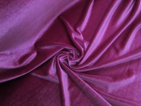 Great value 2 Way Stretch Velvet- Celebration Pink #2582 available to order online New Zealand
