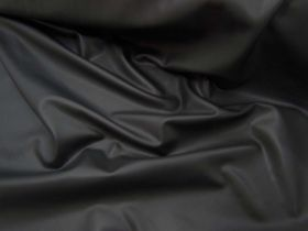 Great value Leather Look PVC Spandex- Black available to order online New Zealand