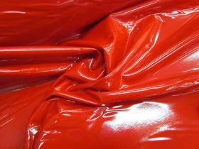 Great value 2way Stretch PVC Vinyl- Red available to order online New Zealand