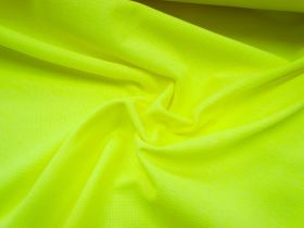 Great value Hi Vis Pique Knit- Yellow #927 available to order online New Zealand