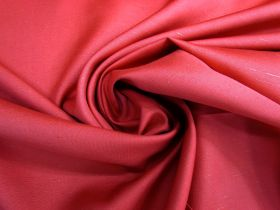 Great value Rayon Silk Blend Woven- Coral #4638 available to order online New Zealand