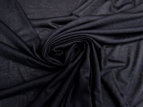 Great value Lightweight Viscose Jersey- Navy #4655 available to order online New Zealand