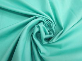 Great value Poplin- Aqua available to order online New Zealand