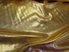 Great value Liquid Foile Lycra- Gold available to order online New Zealand