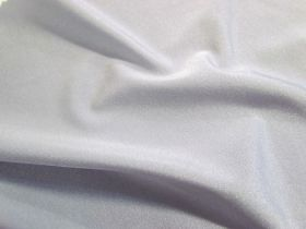 Great value Shiny Spandex- Light Silver available to order online New Zealand