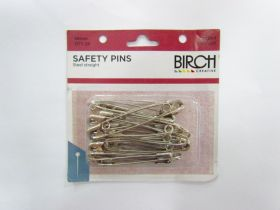 Great value Safety Pins- 56mm- Silver available to order online New Zealand