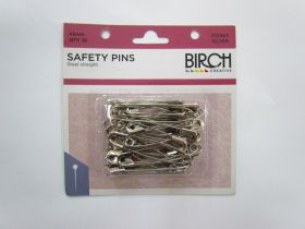 Great value Safety Pins- 45mm available to order online New Zealand