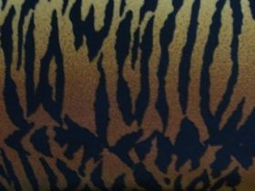 Great value Animal Print Lycra- Tiger available to order online New Zealand