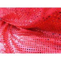 3mm American Sequins- Red