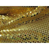 6mm American Sequins- Yellow