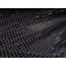 6mm American Sequins- Black