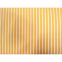 A Day In The Country- Ticking Stripe- Orange