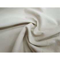 Luxe Stretch Crepe- Sand Beige