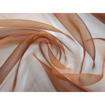 Crystal Organza- Copper