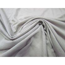 Super Light Single Knit Cotton Jersey- Overcast Grey