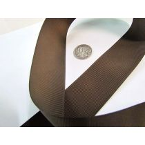 Grosgrain Ribbon 38mm- Brown