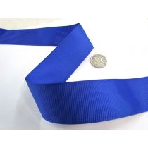 Grosgrain Ribbon 38mm- Royal Blue