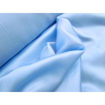 Japanese Designer Satin- Baby Blue