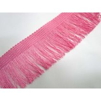4cm Fringe- Mid Pink