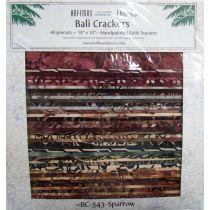 Bali Crackers- Sparrow