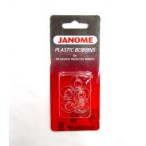 Plastic Bobbins- 5 pack