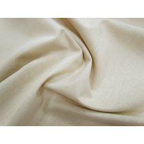 Linen Cotton Blend- Natural
