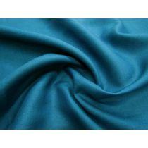 Peackcock Blue Linen
