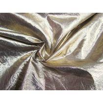 Tissue Lamé- Gold Wrapper
