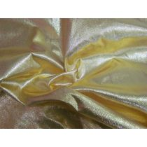 Tissue Lamé- Hollywood Gold