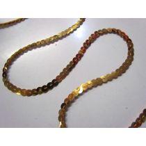 Slung Sequins- Gold