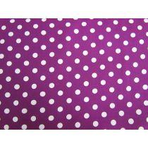6mm Spot- Purple
