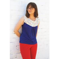 Fit and Fall T-Shirt Downloadable Pattern- Sizes 6-20