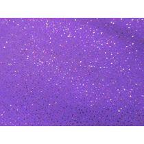 Glitter Chiffon- Purple