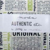 Moda Authentic Etc. Charm Pack