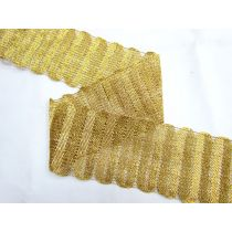 New Wave Metallic Trim- Rustic Gold