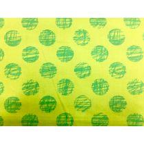 Hey Dot #04- Lime