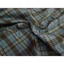 Upper East Side Soft Check Suiting