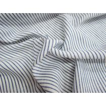 Blues Festival Stripe Linen