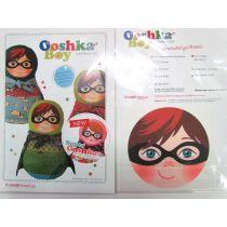 Ooshka Boy Pattern Kit